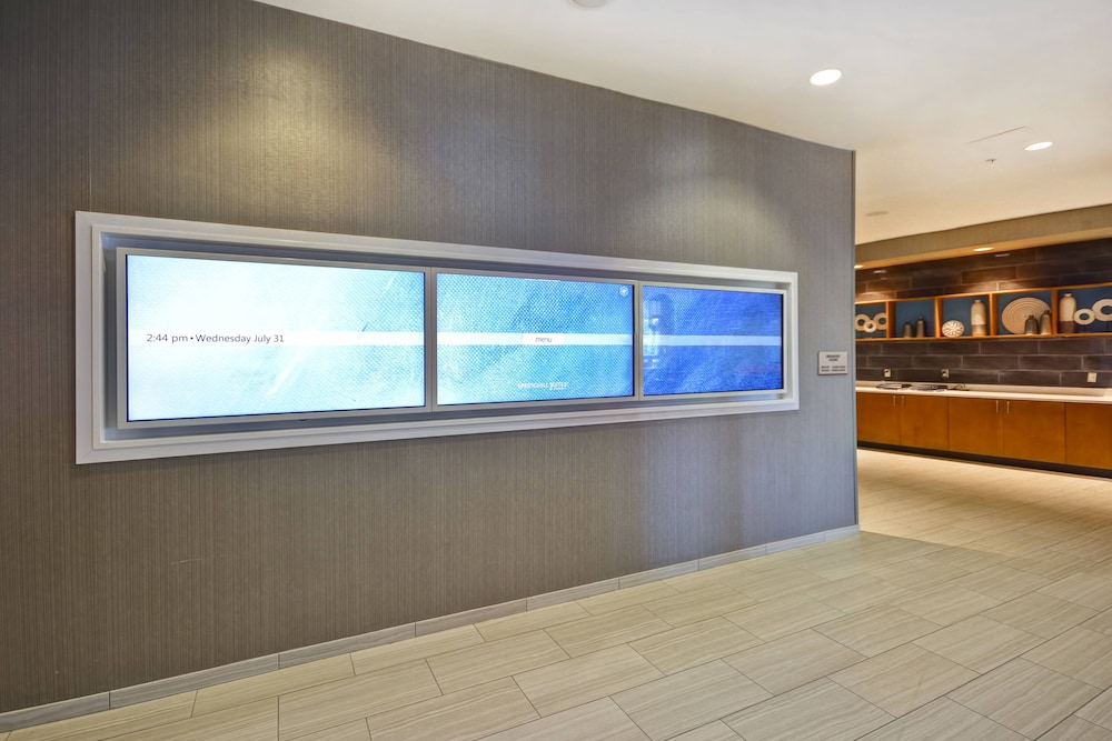 Lobby, SpringHill Suites by Marriott Indianapolis Airport/Plainfield