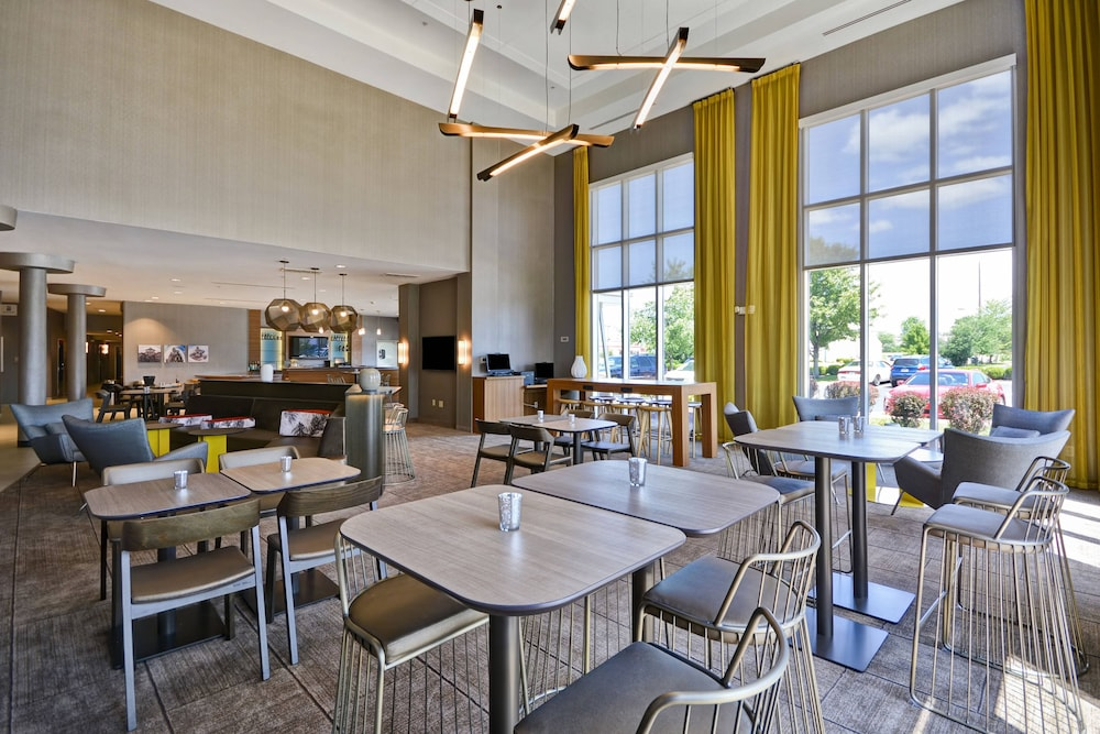 Restaurant, SpringHill Suites by Marriott Indianapolis Airport/Plainfield