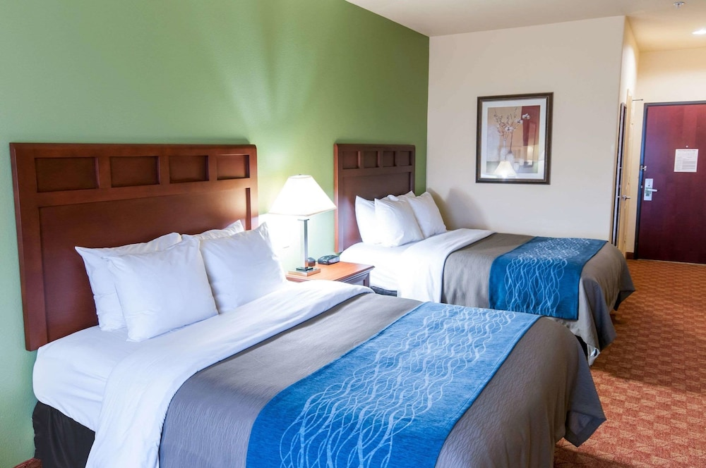 Room, Comfort Inn & Suites Texas City