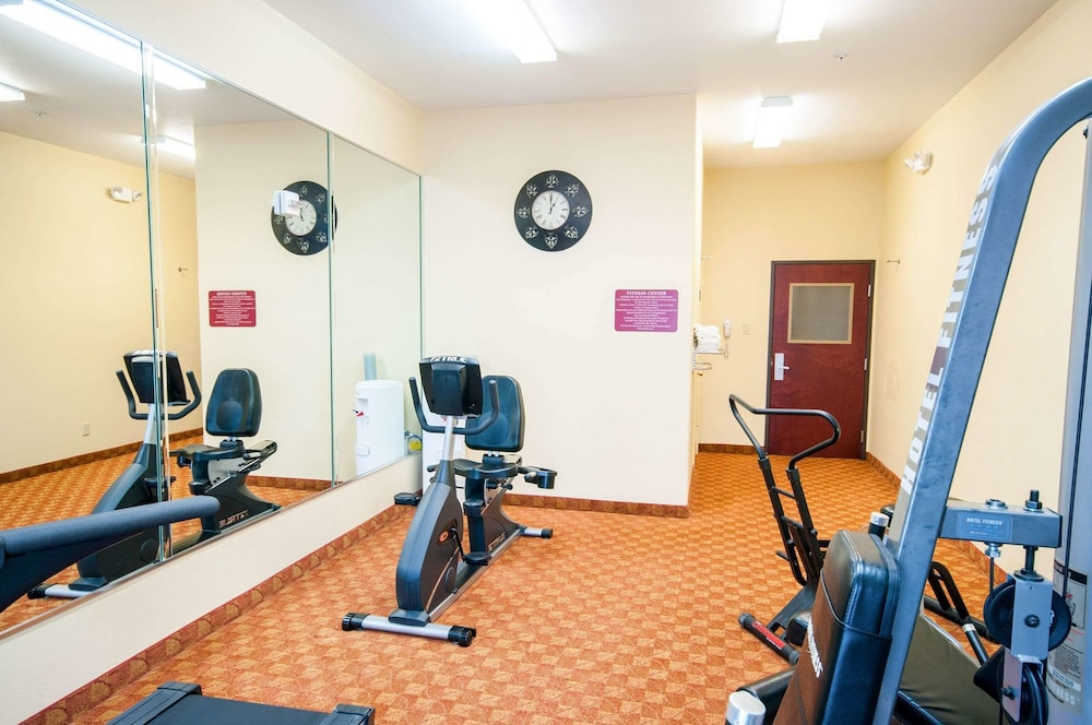 Fitness Facility, Comfort Inn & Suites Texas City