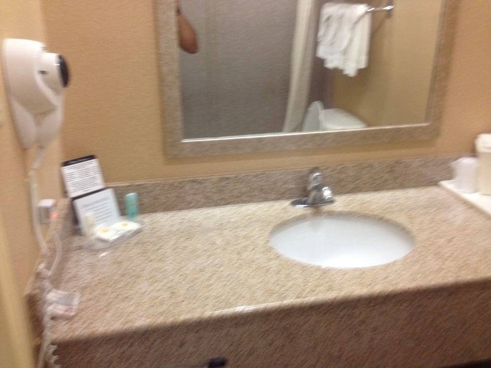 Bathroom Sink, Comfort Inn & Suites Texas City