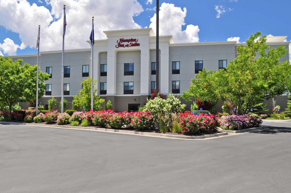 Exterior, Hampton Inn & Suites Salt Lake City-West Jordan