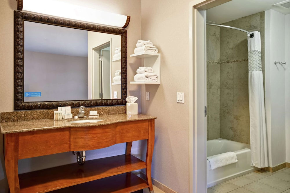 Bathroom, Hampton Inn & Suites Salt Lake City-West Jordan