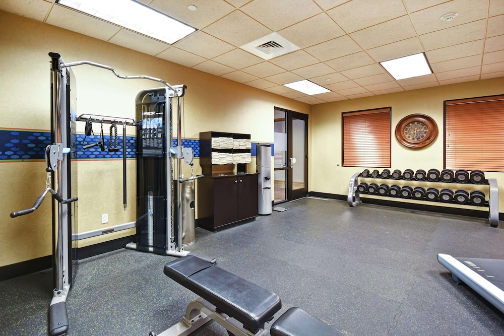 Fitness Facility, Hampton Inn & Suites Salt Lake City-West Jordan