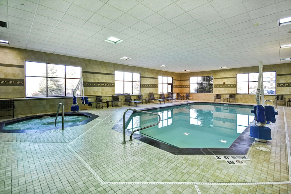 Pool, Hampton Inn & Suites Salt Lake City-West Jordan