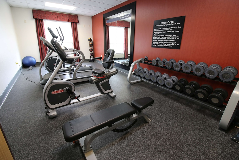 Fitness Facility, Hampton Inn & Suites Palm Coast