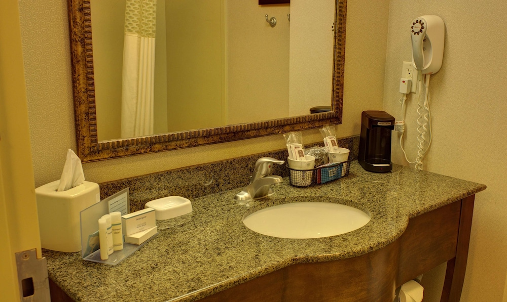 Bathroom, Hampton Inn & Suites Palm Coast