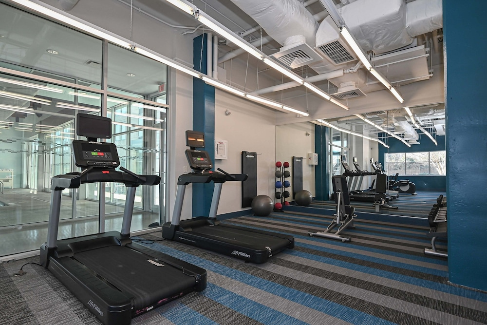 Fitness Facility, Aloft Charleston Airport & Convention Center
