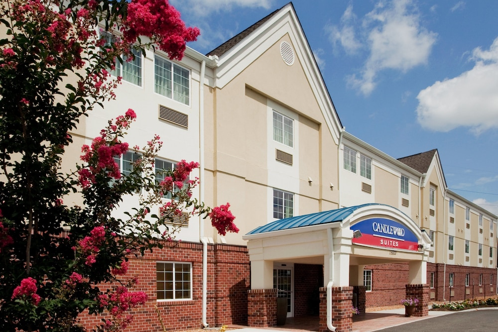 Exterior, Candlewood Suites Colonial Heights Fort Lee