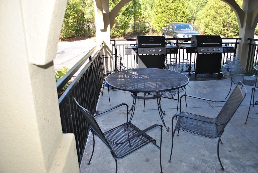 Balcony, Candlewood Suites Colonial Heights Fort Lee