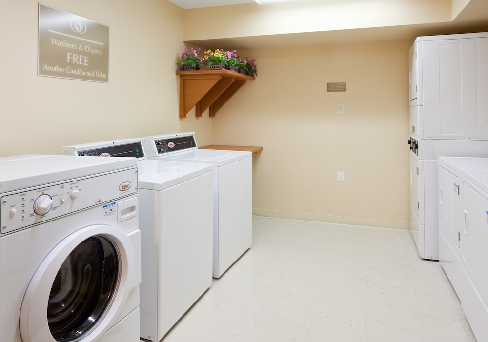 Laundry, Candlewood Suites Milwaukee Brown Deer, an IHG Hotel