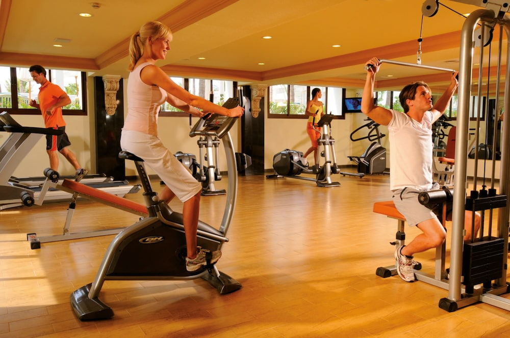 Gym, Riu Palace Pacifico All Inclusive
