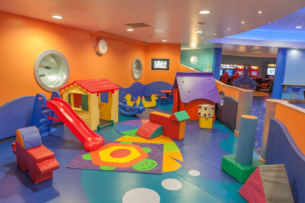 Children's Play Area - Indoor, Pine Lake by Diamond Resorts
