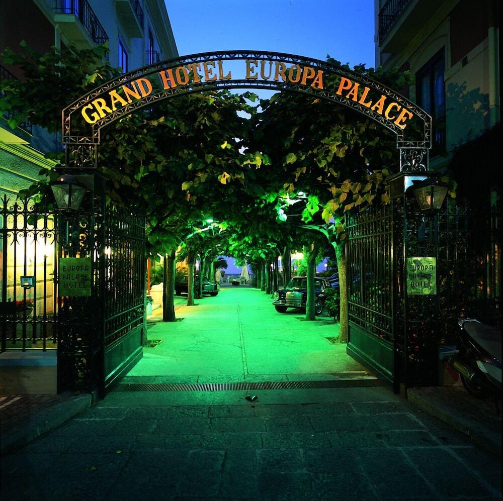 Grand Hotel Europa Palace Deals Reviews Sorrento Ita Wotif