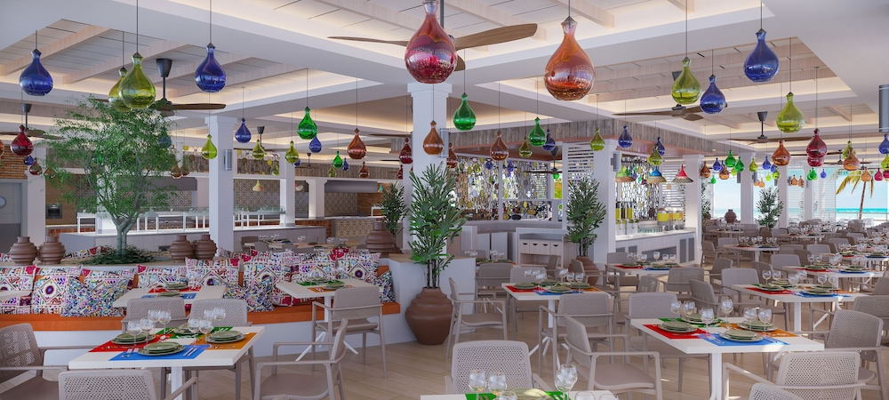 Restaurant, Bahia Principe Luxury Ambar - Adults Only - All Inclusive