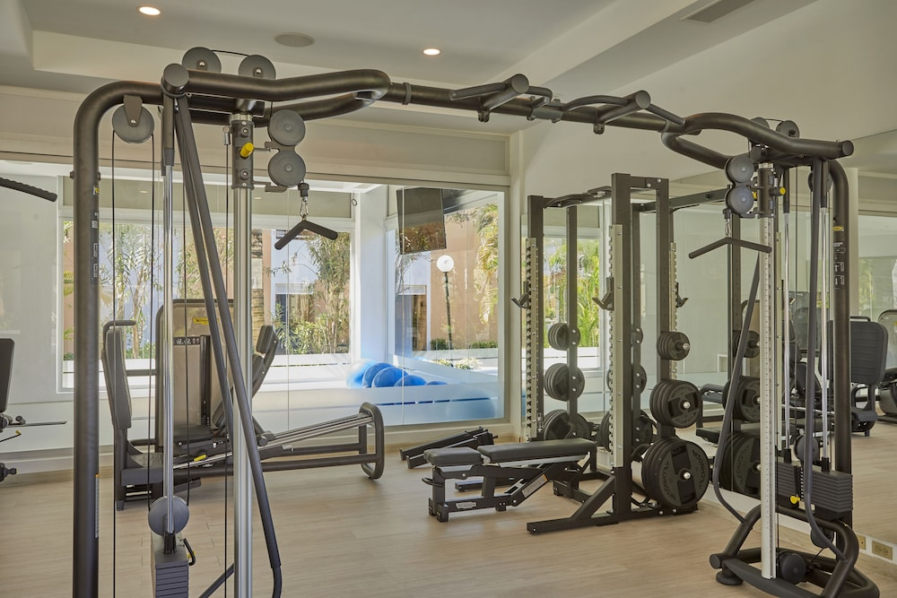 Gym, Bahia Principe Luxury Ambar - Adults Only - All Inclusive