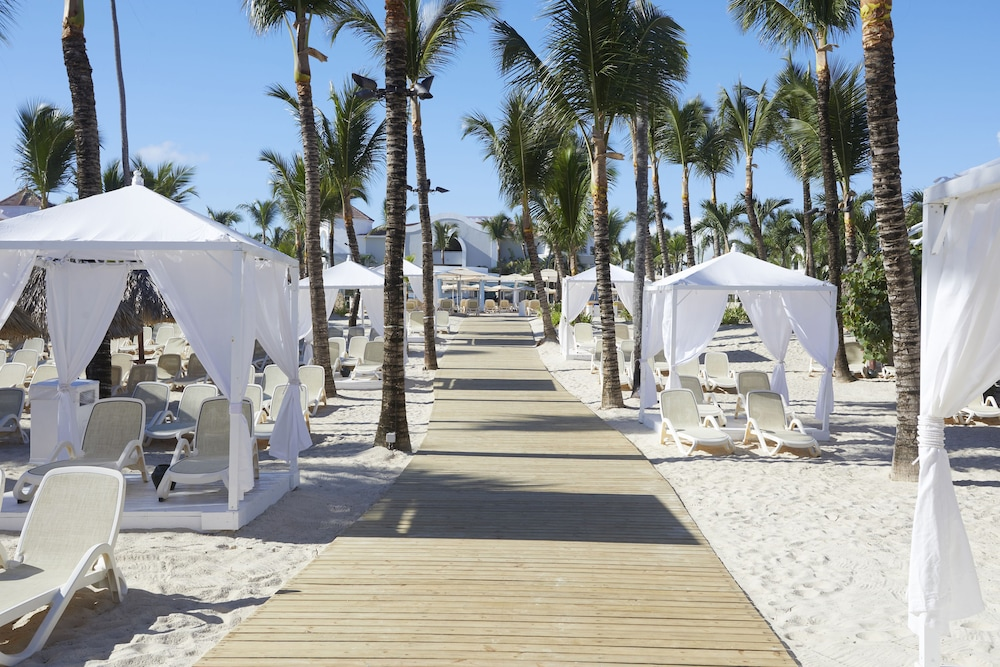 Beach, Bahia Principe Luxury Ambar - Adults Only - All Inclusive