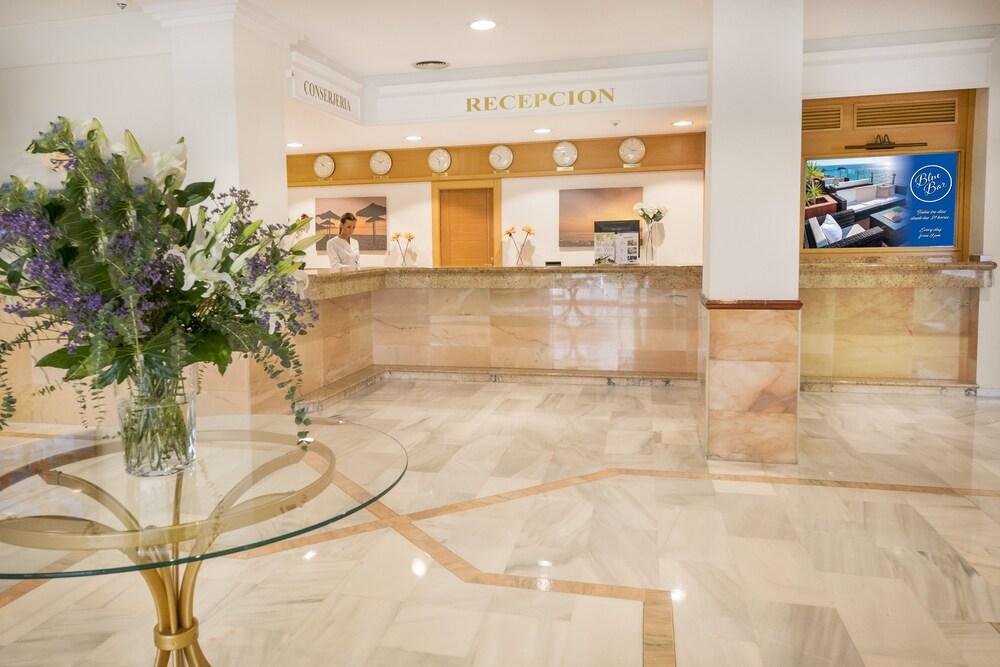 Carte Espagne Andalousie Almunecar.Hotel Helios Costa Tropical Almunecar Espagne Expedia Fr