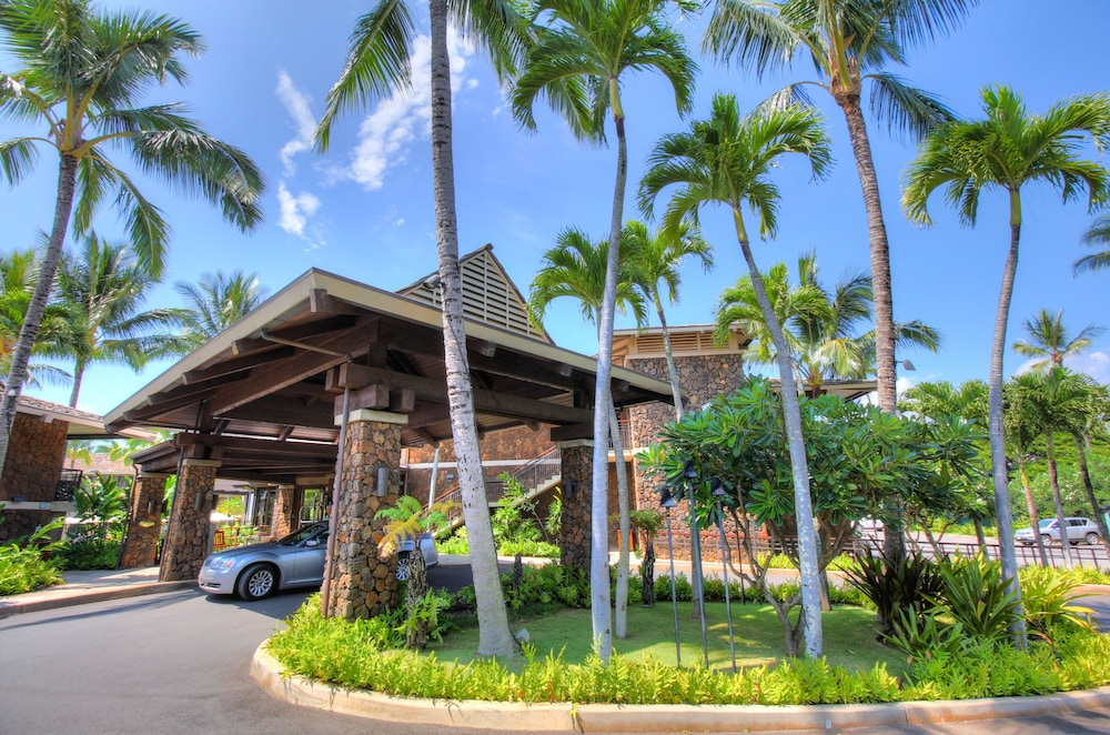 Property Entrance, Koa Kea Hotel & Resort