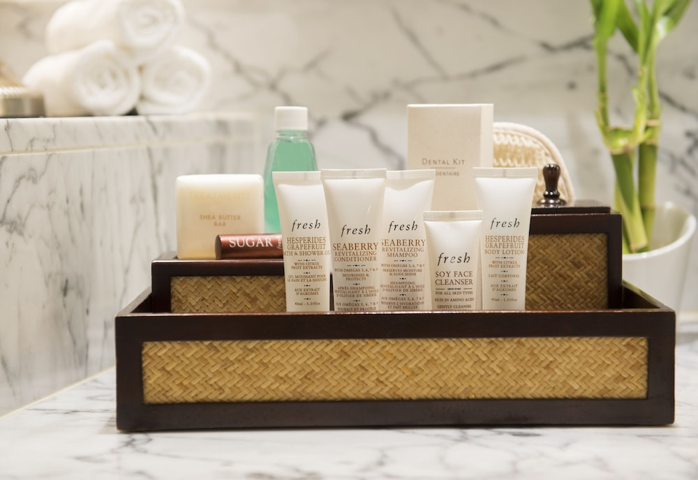 Bathroom Amenities, Koa Kea Hotel & Resort
