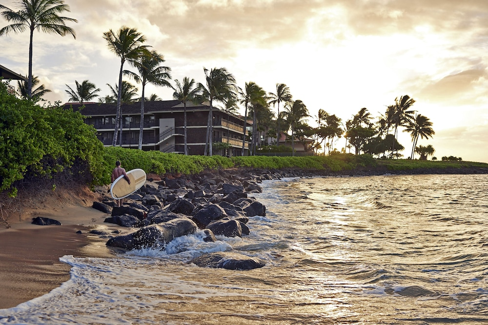 Beach, Koa Kea Hotel & Resort