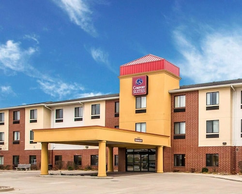 Great Place to stay Comfort Suites Merrillville near Merrillville