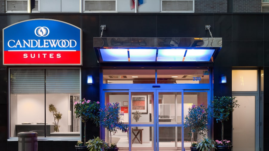 Candlewood Suites New York City-Times Square, an IHG Hotel