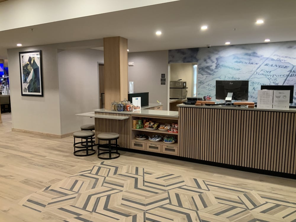Reception, Hyatt Place Fairbanks