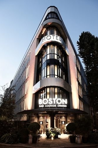 Boston Hotel Hamburg