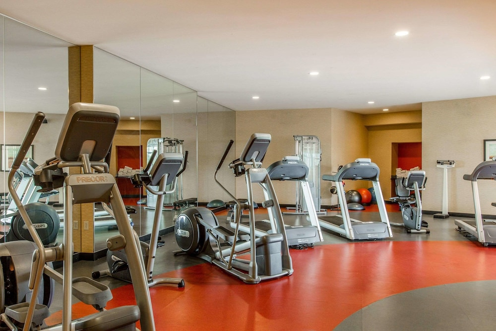 Fitness Facility, Cambria Hotel Minneapolis Maple Grove