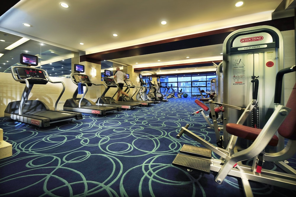 Fitness Facility, Crowne Plaza Beijing International Airport