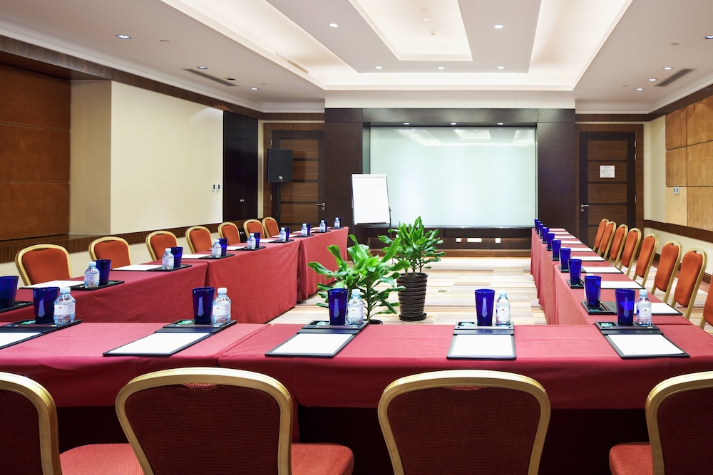 Meeting Facility, Crowne Plaza Beijing International Airport