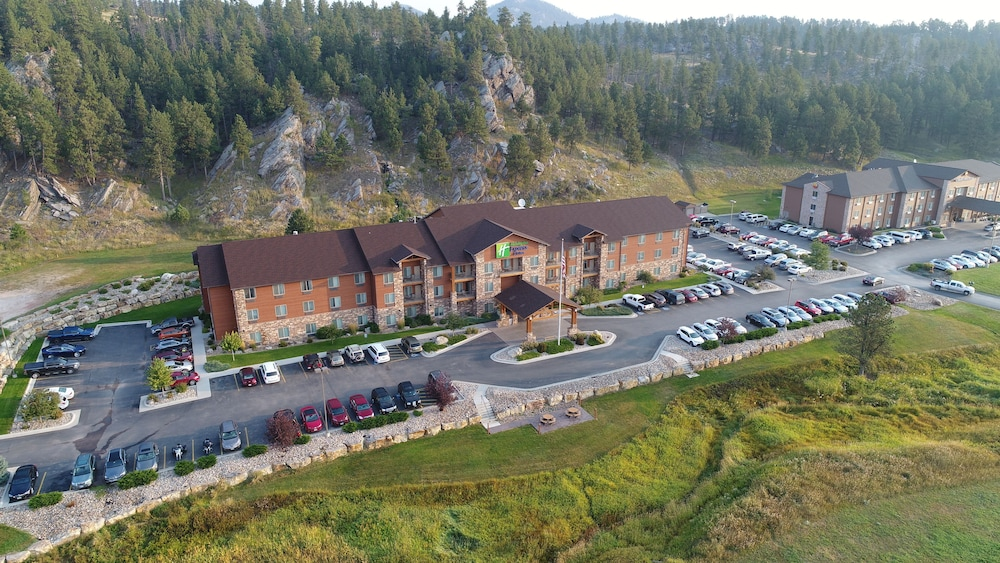 Mountain View, Holiday Inn Express Hotel & Suites Custer, an IHG Hotel