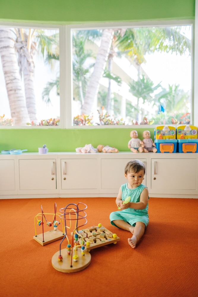 Children's Play Area - Indoor, Azul Beach Resort Riviera Cancun, Gourmet All Inclusive by Karisma