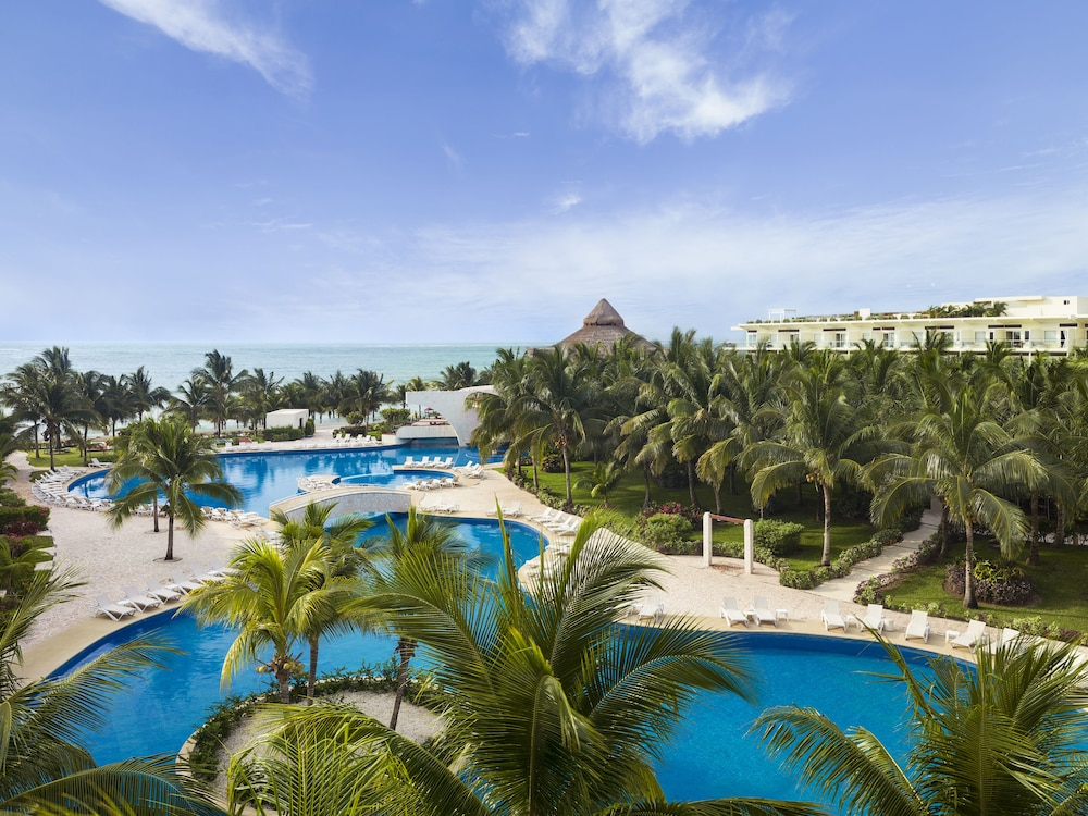 View from Room, Azul Beach Resort Riviera Cancun, Gourmet All Inclusive by Karisma