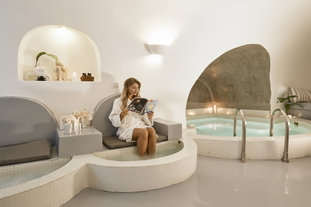 Spa Treatment, Santorini Princess Luxury Spa Hotel