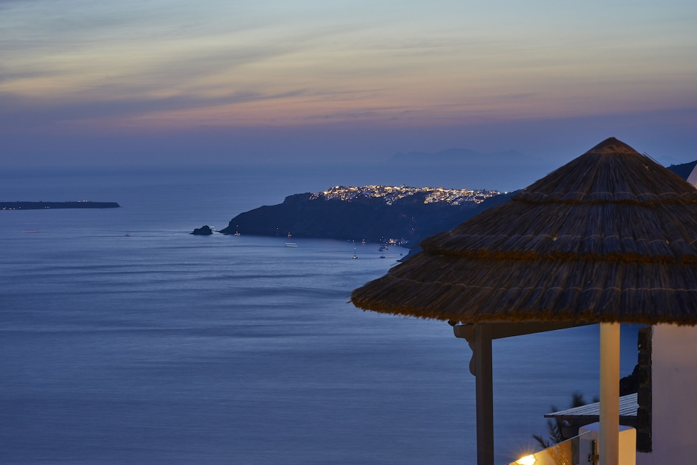 View from Property, Santorini Princess Luxury Spa Hotel