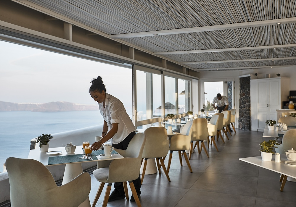 Restaurant, Santorini Princess Luxury Spa Hotel