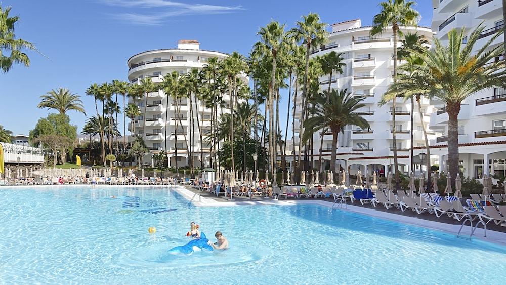 Playa Del Ingles Karte Hotels