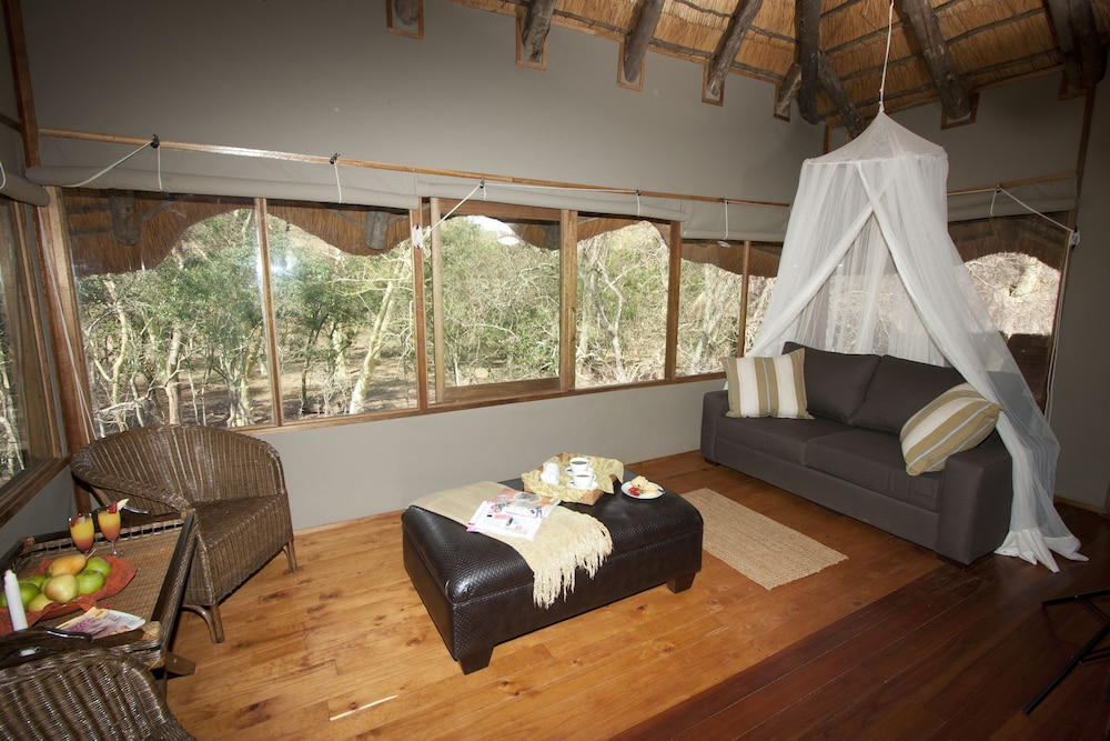 Living Area, Ubizane Wildlife Reserve