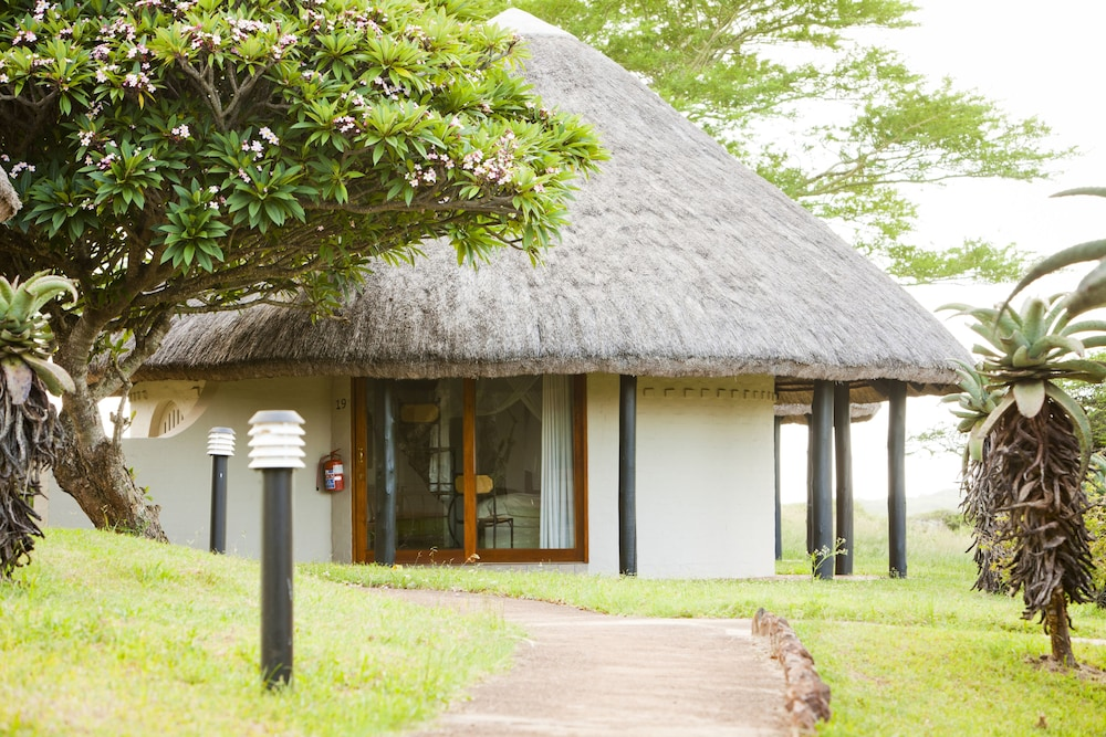 Property Entrance, Ubizane Wildlife Reserve