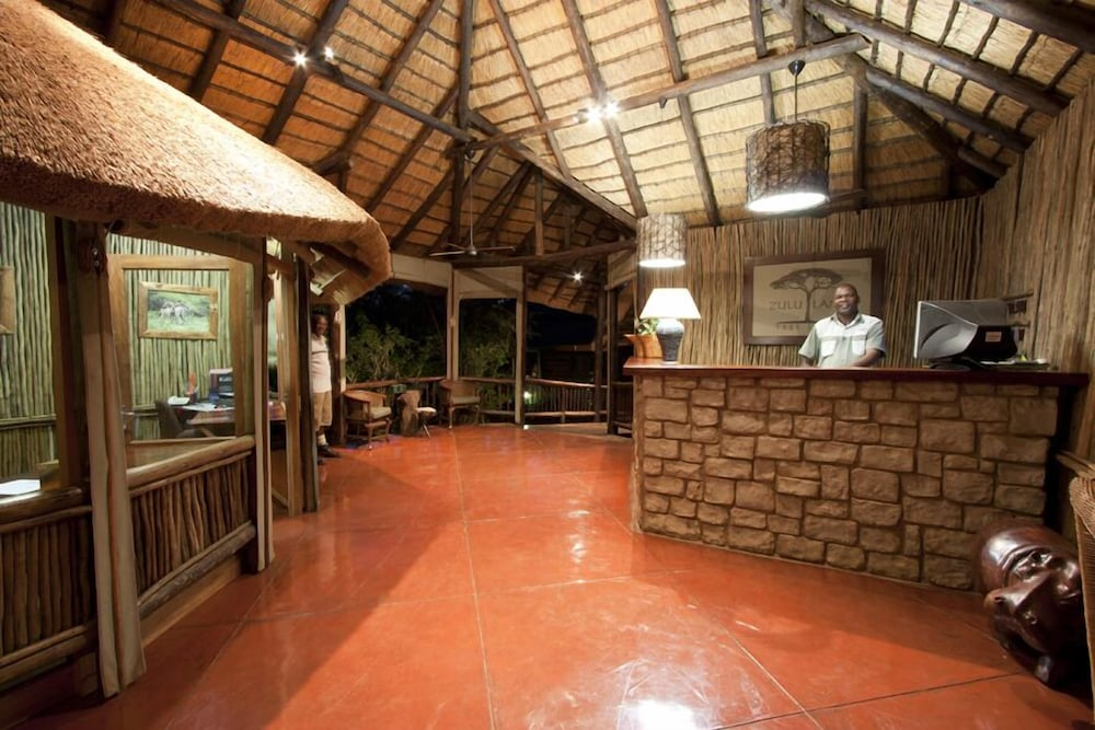 Reception, Ubizane Wildlife Reserve