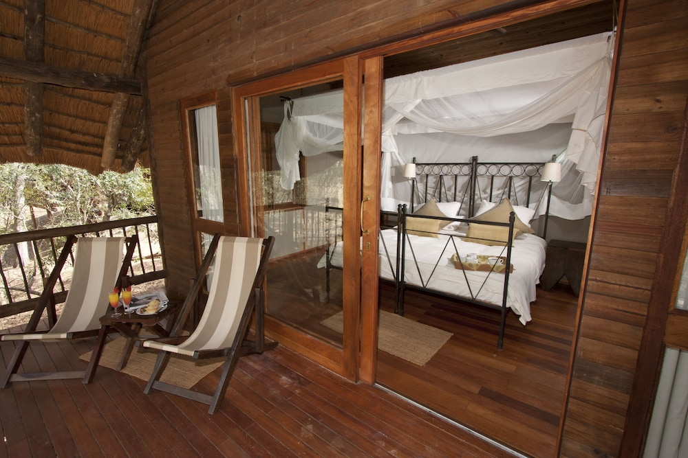 Room, Ubizane Wildlife Reserve