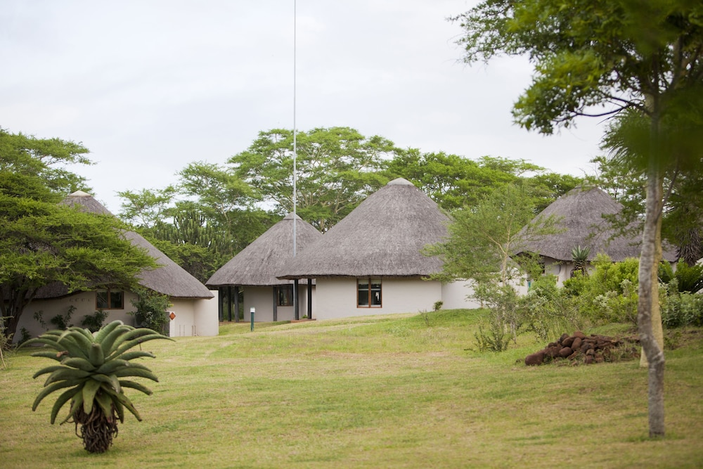 Front of Property, Ubizane Wildlife Reserve