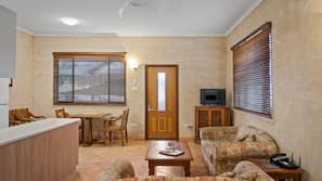 1 bedroom, blackout curtains, cots/infant beds, free WiFi