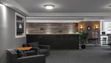 Hotel Faubourg Montreal Downtown Hotel