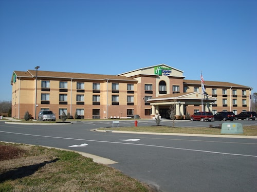 Holiday Inn Express and Suites Exmore