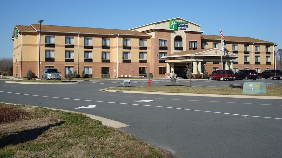 Holiday Inn Express and Suites Exmore, Eastern Shore, an IHG Hotel