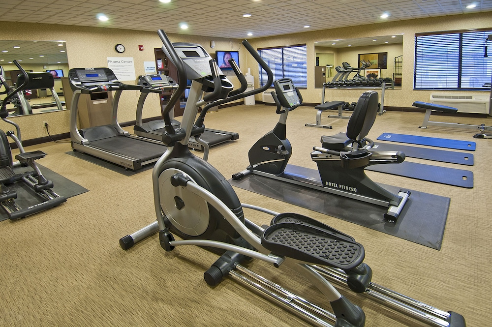 Fitness Facility, Holiday Inn Express And Suites Oro Valley - Tucson North