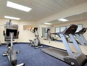 Fitness Facility, Wingate By Wyndham Rome